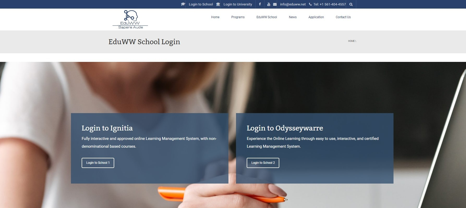 EduWW – Creative Environment That Encourages Online Learning